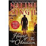 Heart of Obsidian: A Psy-Changeling Novel (Psy/Changelings)