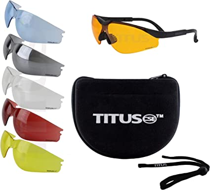 Titus Safety Glasses