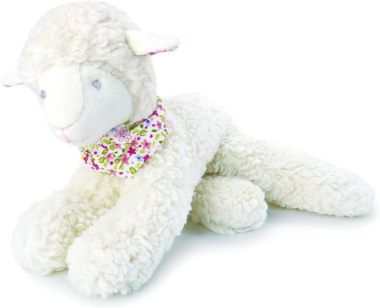 Mini Plush Grabbing Toy Lamb Stars White Plush//Stuffed Animal K/äthe Kruse Kathe Kruse
