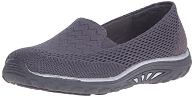 Skechers Reggae Fest Willows Wohnung  37.5 EUCharcoal Mesh