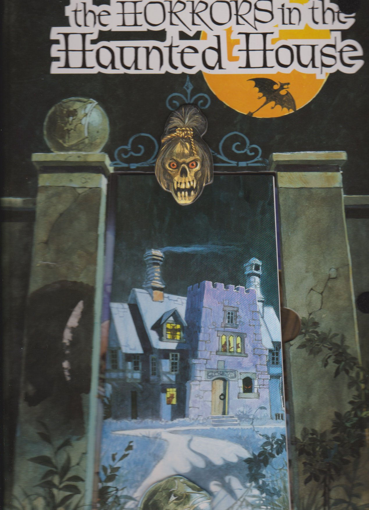 The Horrors in the Haunted House Pop-Up Storybook: Keith