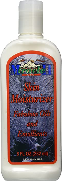 The Best Miracle Ii Skin Moisturizer 8 Oz