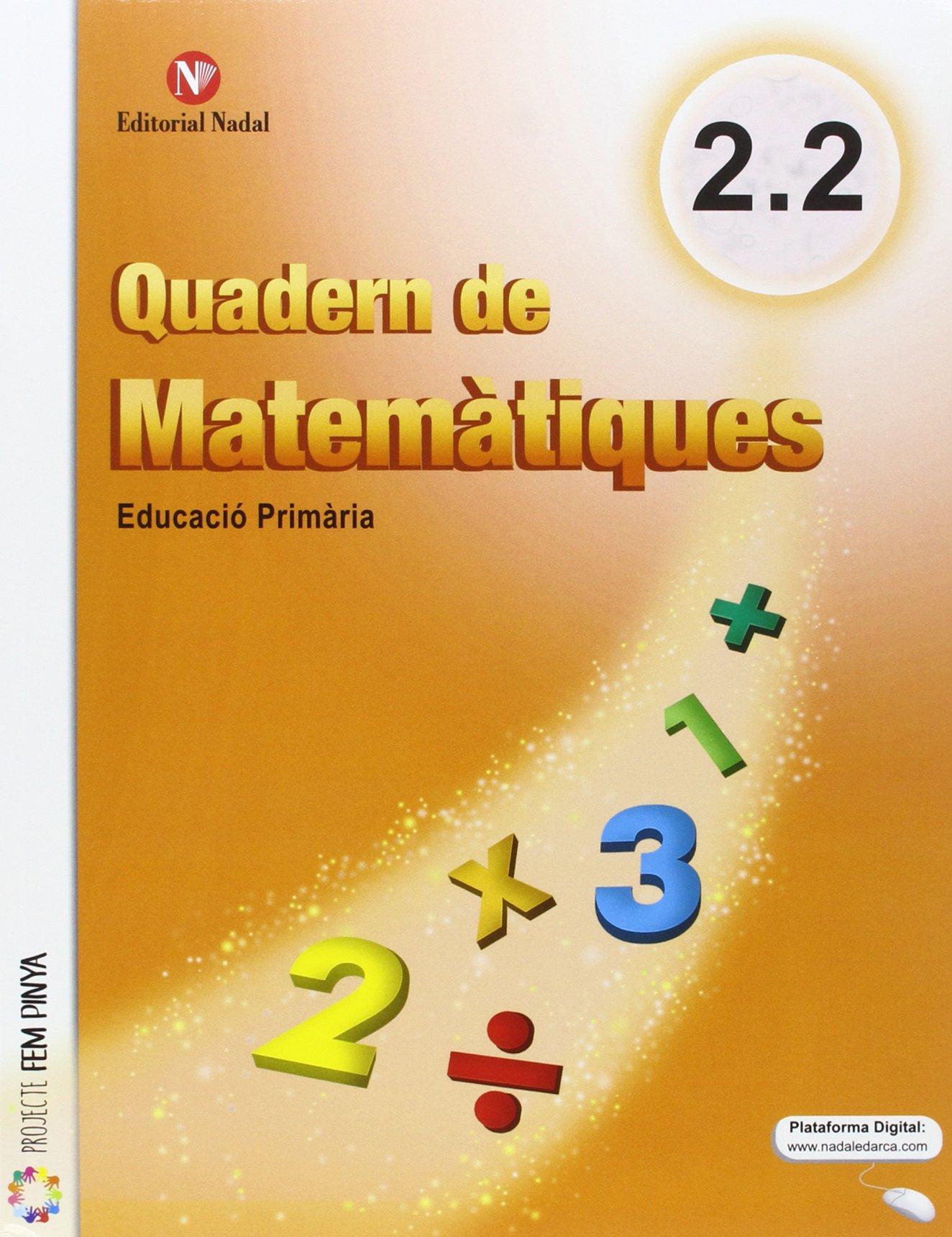 QUADERNS MATEMATIQUES 2ºEP 16 (PACK 3 CUADERNOS): Amazon.es: VV.AA: Libros