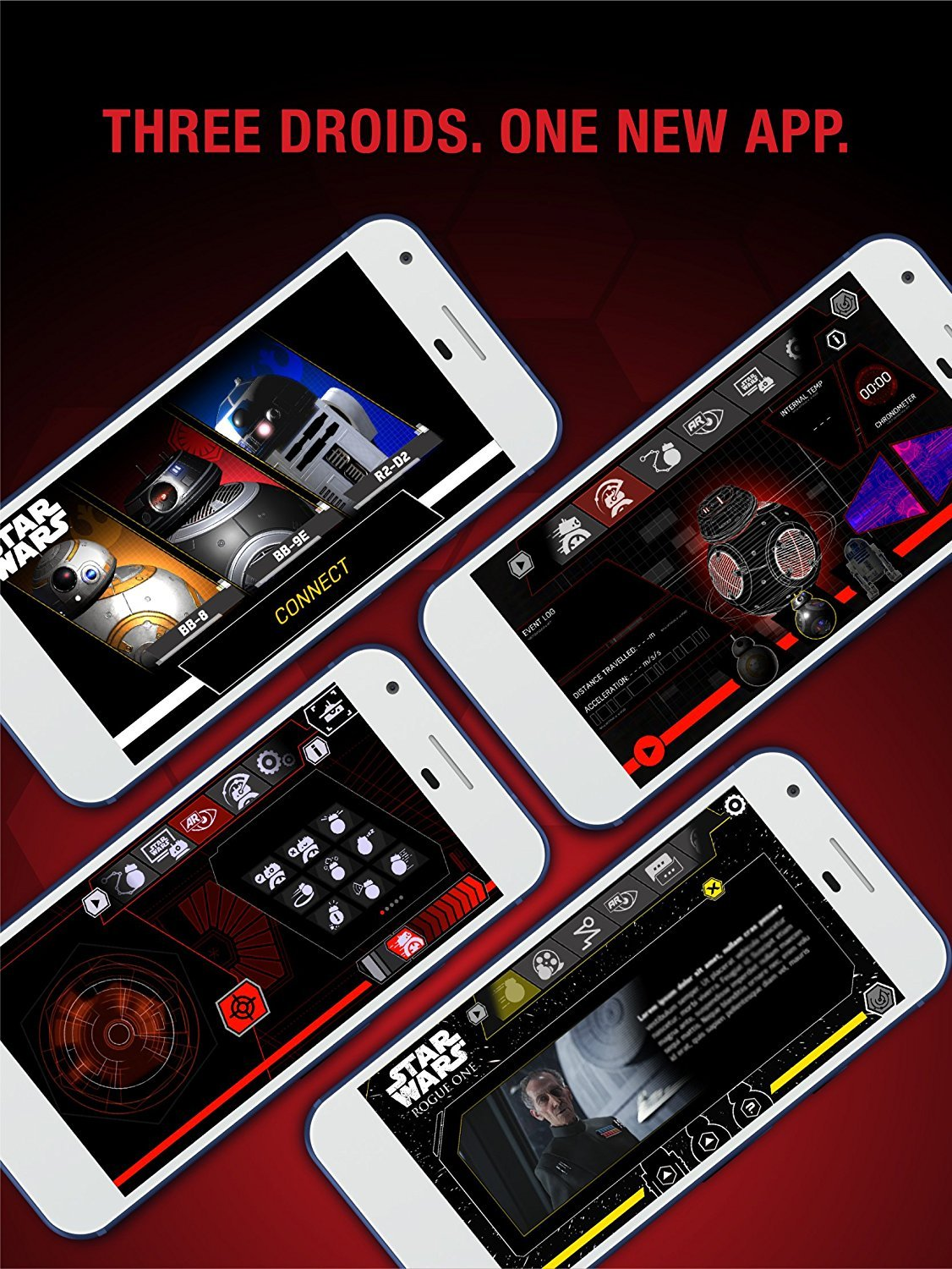 BB-9E App-Enabled Droid with Trainer by Sphero (Image #3)