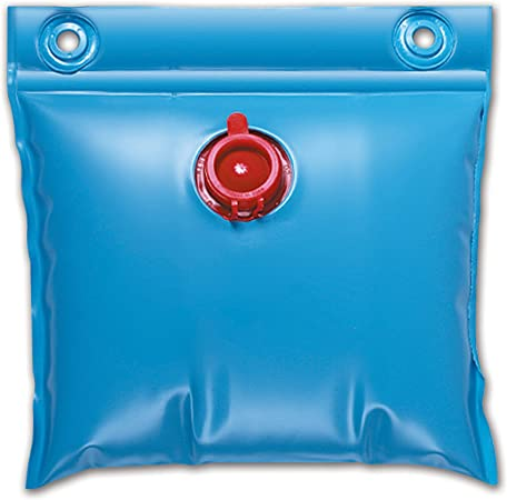In The Swim Wall Bags Above Ground Pool Cover Weights - 8 Pack