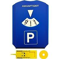 Disco de estacionamiento aparcamiento con chip para carro