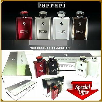 15cc3f213b4 Amazon.com   Ferrari the Essence Collection 4 Bottles Gift Set Edp 3.3oz  (See Description)   Beauty