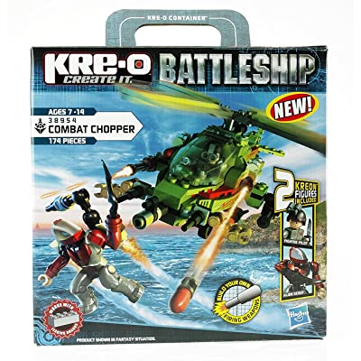 Kre-O Battleship Set - Combat Chopper (Manufacturer's Age: 7 years and up): Toys & Games