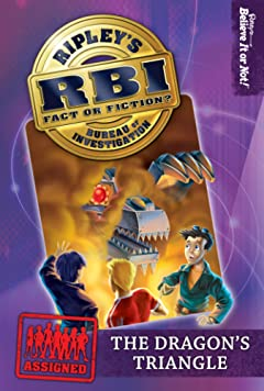 Ripley\'s RBI 02: Dragon\'s Triangle (Ripley\'s RBI)