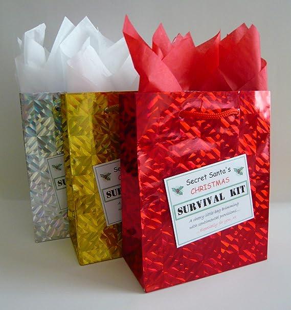 Fun Novelty Gift /& Card Keepsake Secret Santa Taxi Driver/'s Survival Kit