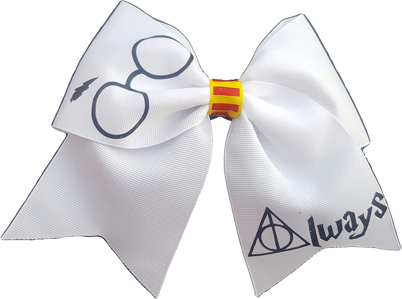 Cheer lazos Always Harry Potter lazo de pelo de plata: Amazon.es: Juguetes y juegos