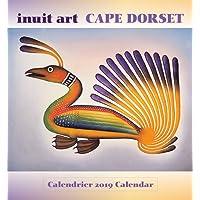 Inuit Art: Cape Dorset 2019 Mini Wall Calendar