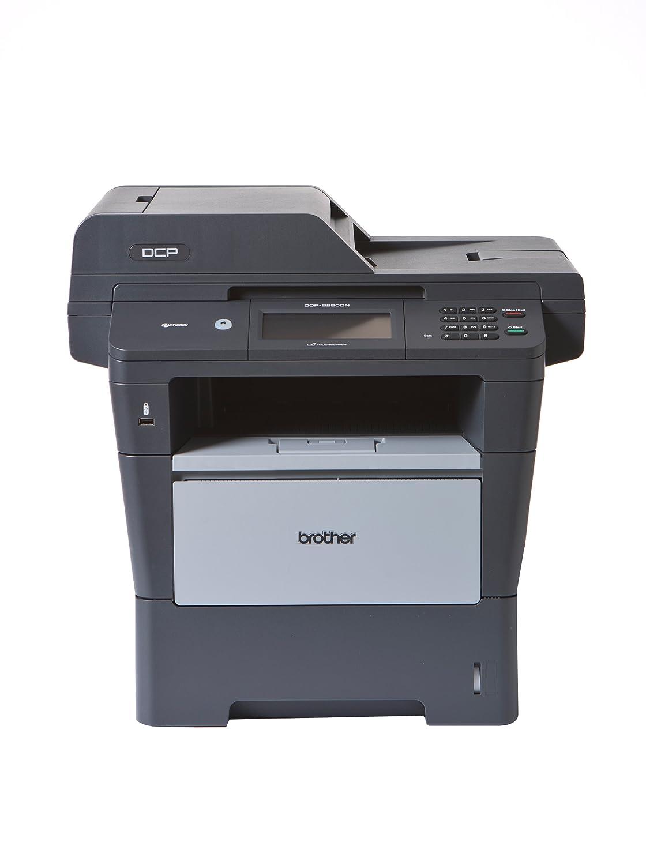 Brother DCP8250DN - Impresora multifunción láser Blanco y Negro ...