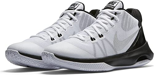 NIKE Nubuck Men's Air Versitile Basketball Shoes