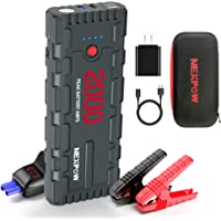 Nexpow 2000A Peak 18000mAh Car Jump Starter with USB Quick Charge 3.0 (Up to… photo