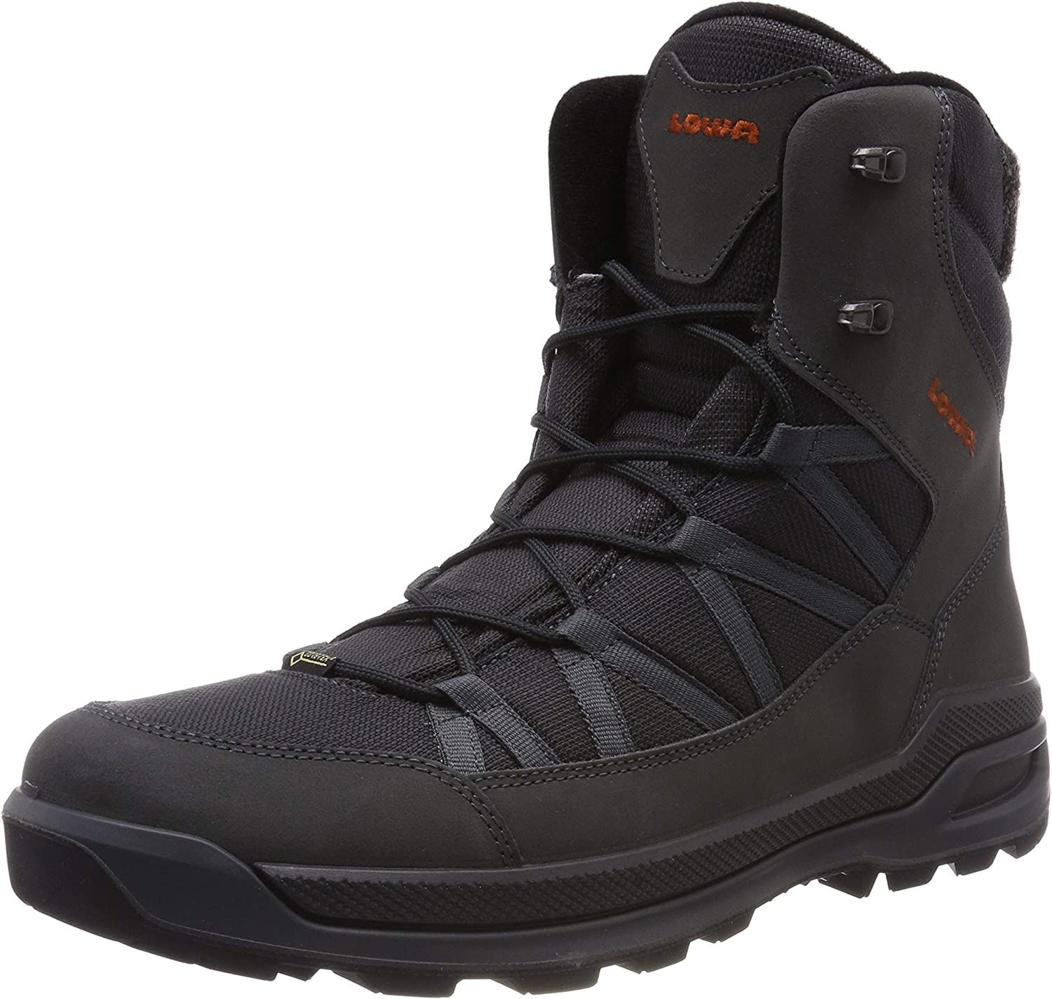 LOWA Boots Men s High Rise Hiking Shoes