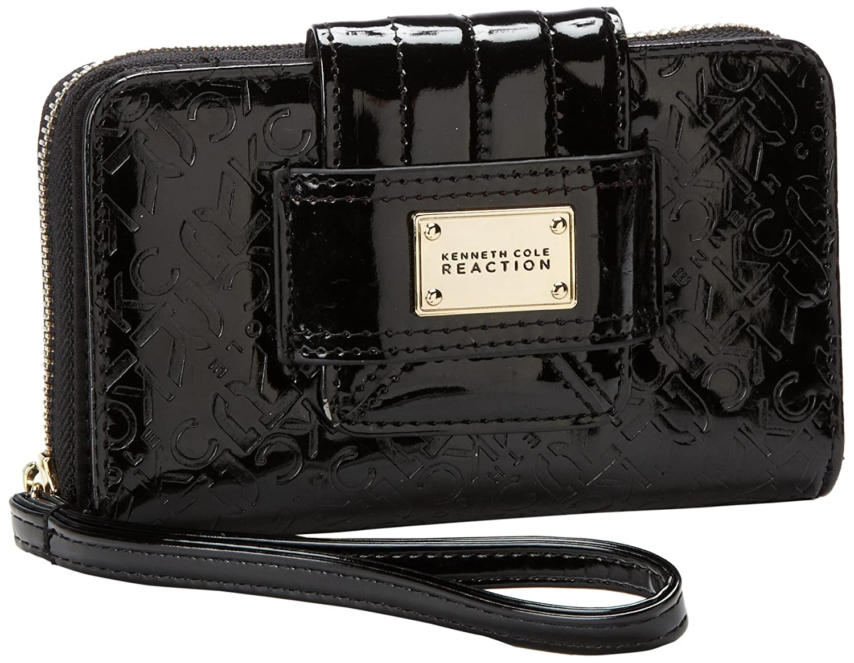 Kenneth Cole Reaction Dress To Impress-PDA Wristlet Wallet
