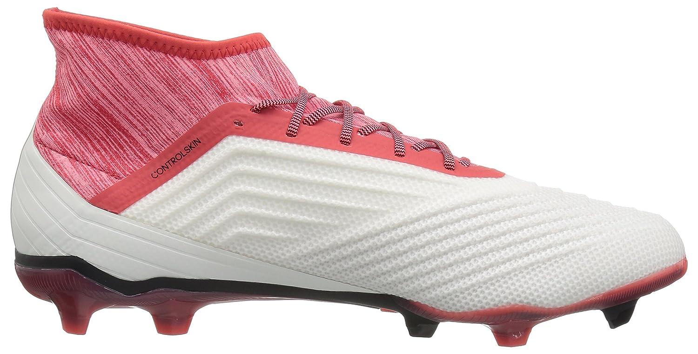 Adidas Predator 18.2 FG - Zapatillas de fútbol  Amazon.com.mx  Ropa ... b9ac8456d80fa