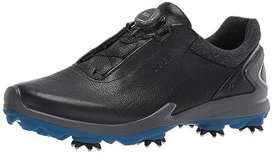 5c590014d895 ECCO Men s Biom G3 BOA Gore-TEX Golf Shoe Black Yak Leather 39 M EU