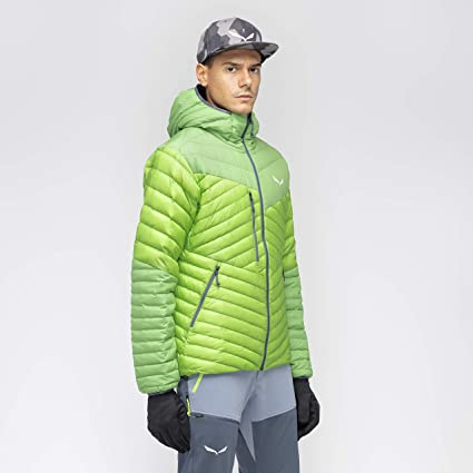 Salewa Herren Ortles Light 2 Dwn M Hood JKT Daunenjacken
