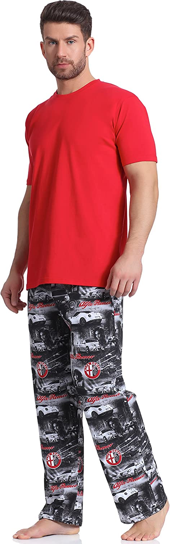 Cornette Pijama Conjunto Camiseta y Pantalones Hombre CR 319 2016