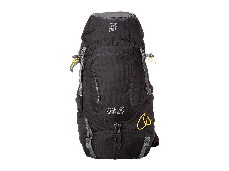 [ジャックウルフスキン] Jack Wolfskin メンズ Highland Trail 35 バックパック [並行輸入品]  ブラック B01MYWA9ED