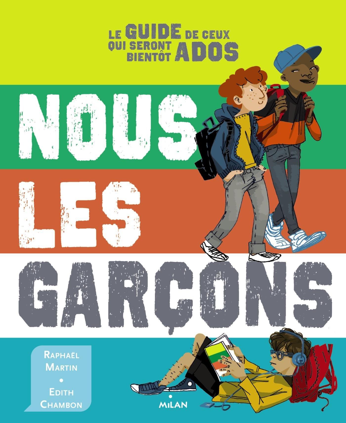 Nous Les Garcons Amazon Fr Edith Chambon Livres