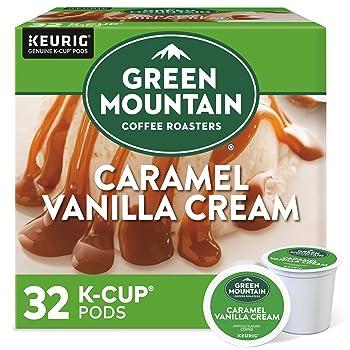 Green Mountain Coffee Roasters Caramel Vanilla Cream Single-Serve Coffee