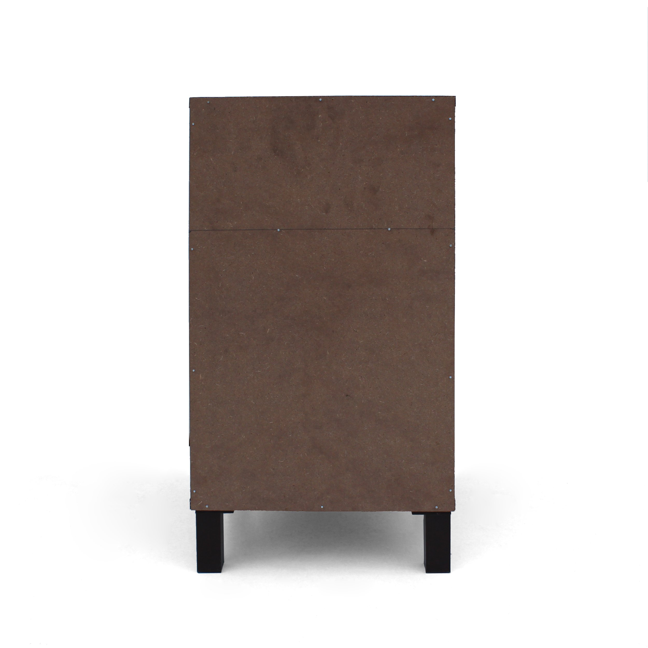 Christopher Knight Home 303655 Linnea Wood Cabinet, Walnut/Sanremo Oak/Brown by Christopher Knight Home (Image #7)