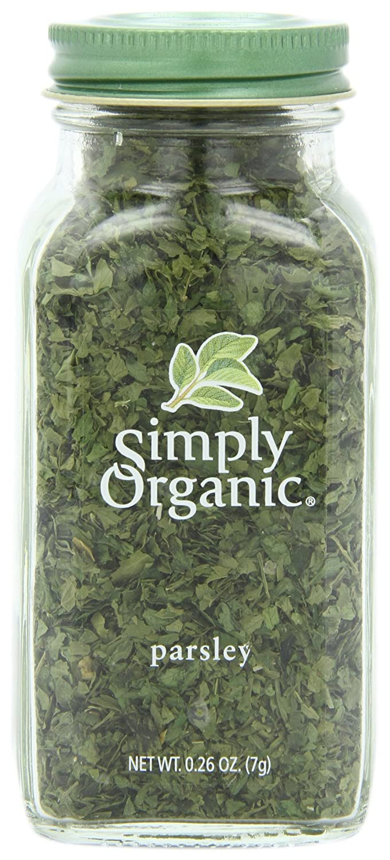 Simply Organic Parsley Flakes
