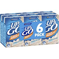 Sanitarium UP&GO Vanilla Ice 6pk (6 x 250ml)