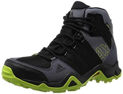 brand new 42377 46567 adidas Mens AX2 Mid GTX Low Trekking and Walking Shoes Black Size 12.5