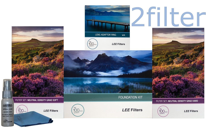 Lee Filters 58mm Graduated Neutral Density Kit