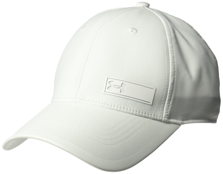 (アンダーアーマー)UNDER ARMOUR TBトレインキャップ(キャップ/MEN)[1300074] B0716Z1J9P Small/Medium|ホワイト/ホワイト ホワイト/ホワイト Small/Medium