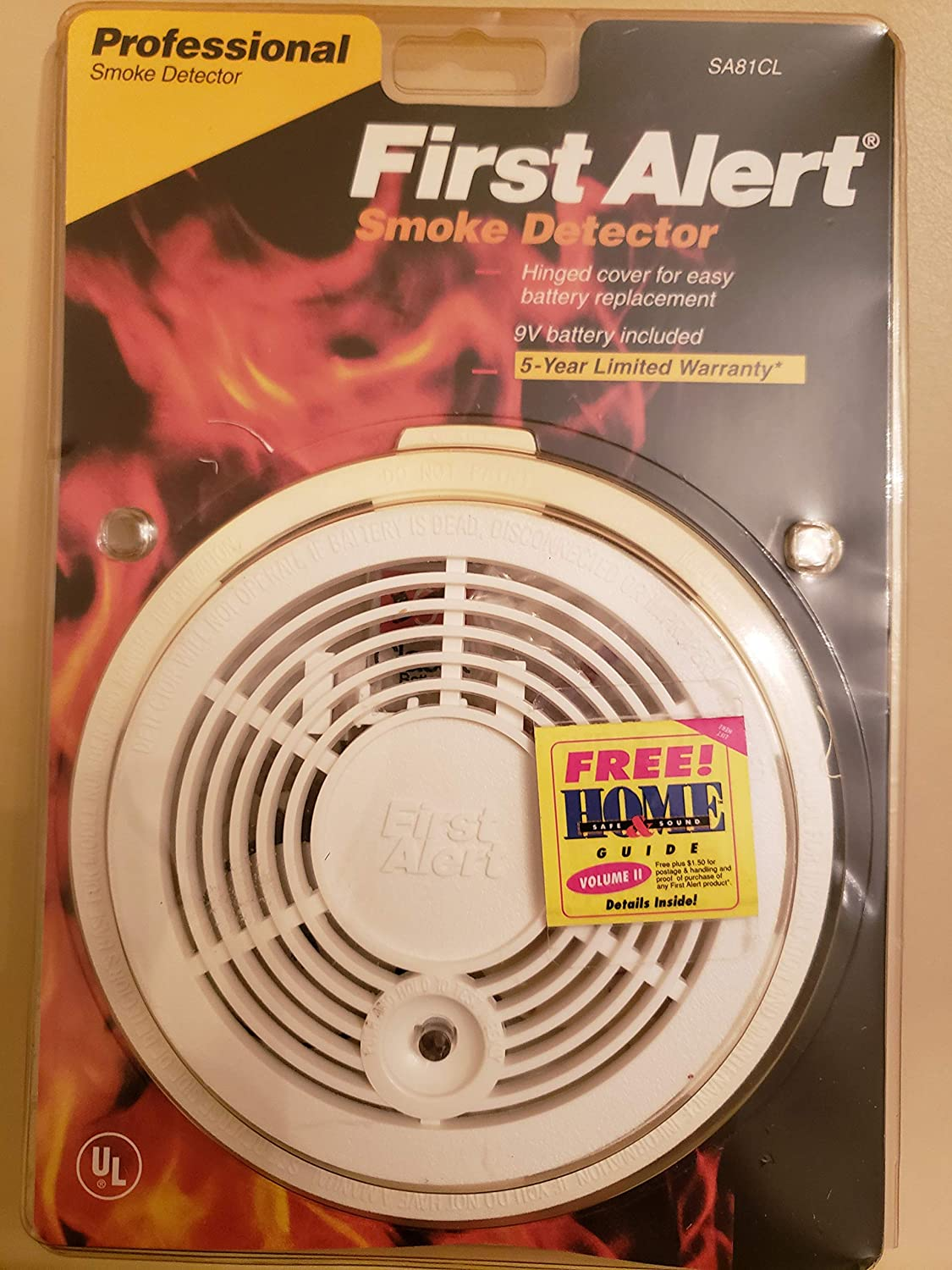 First Alert Sa67d Smoke Detector Smoke Alarms Amazon Com