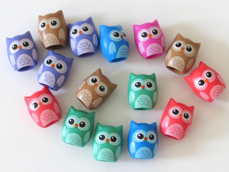 Fancy Pencil Pink Owl