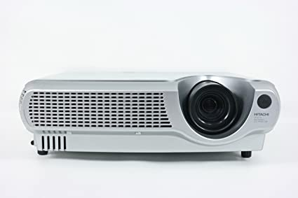 Amazon.com: Hitachi CP-S210 LCD Projector 1200 ANSI HD HDMI ...