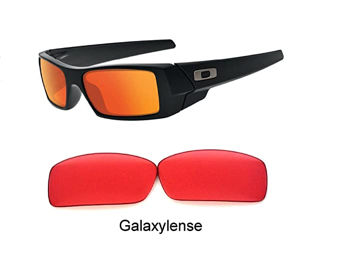 56b9e0ed4b3 Galaxy Prizm Technology Replacement Lens For Oakley Gascan Sunglasses Ruby  Golf