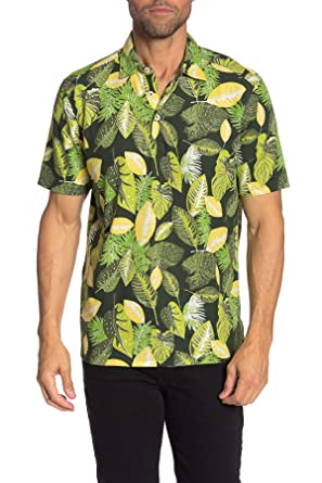 Tommy Bahama Island Zone Palapa Leaves - Polo de Golf: Amazon.es ...