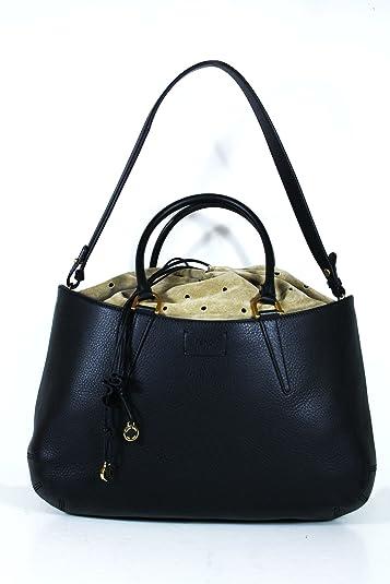 Fendi Handbag - Black Leather Handbag 7XWGU5eMe3