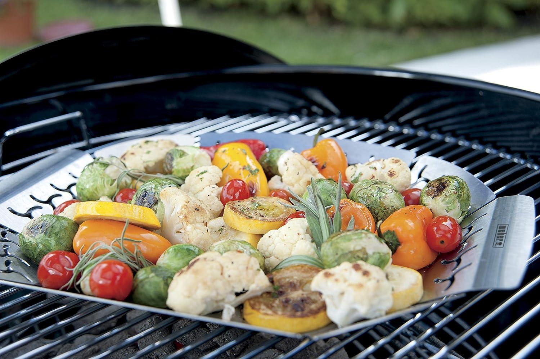 Landmann Gasgrill Famila : Gemüse im weber grillschale: grillgemüse von stellakrisba chefkoch