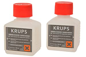 KRUPS XS9000 Liquid Cleaner for Fully Automatic Espresso Machines