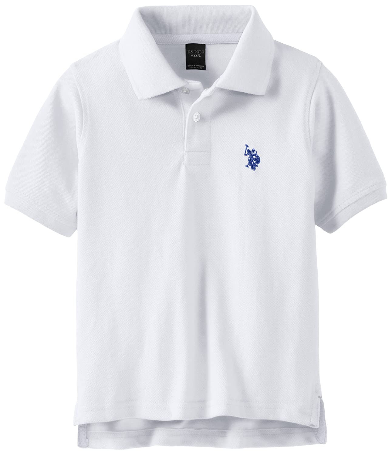 U.S. Polo Assn. Boys' Classic Polo Shirt IC19