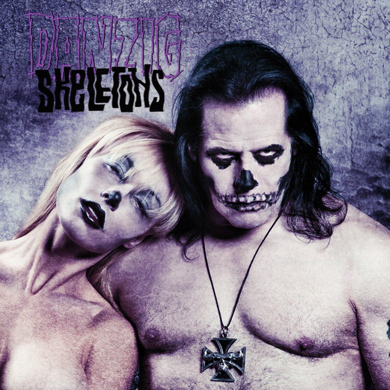 Cassette : Danzig - Skeletons Cass (Black, Limited Edition)