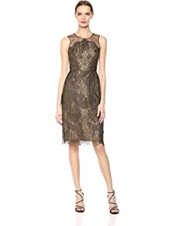 d0313524205 Amazon.com  BCBGMax Azria Women s Belila Knit Evening Dress  Clothing