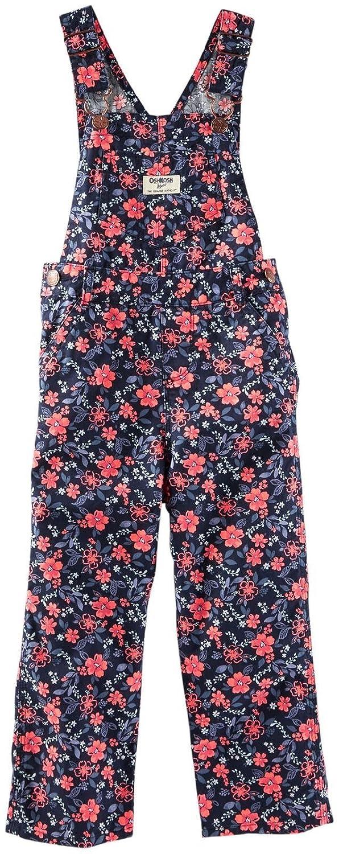 OshKosh B'gosh Baby Girls' Print Overalls (Baby) OshKosh BGosh 1208435baby-girls