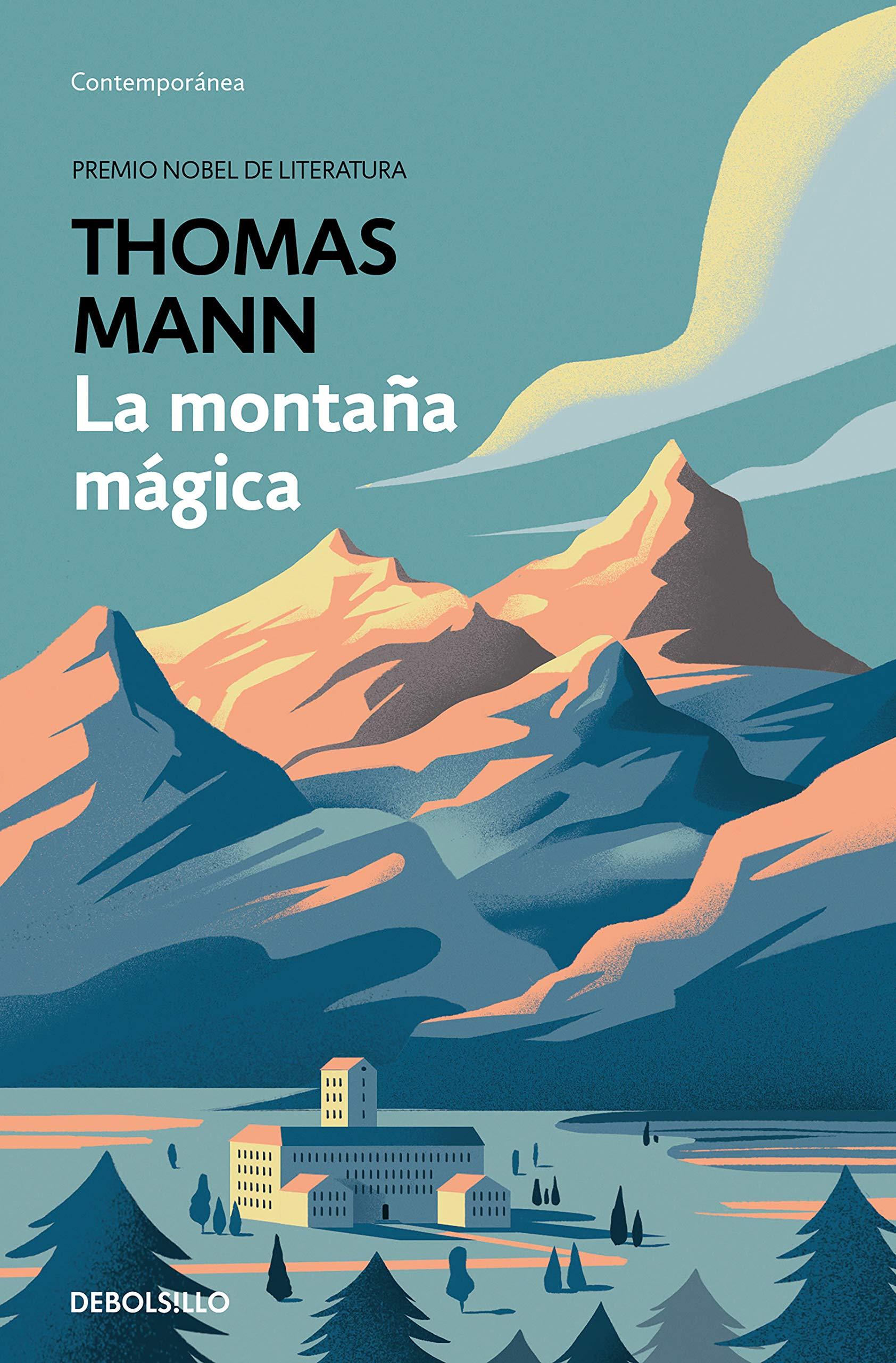 La montaña mágica (Contemporánea): Amazon.es: Mann, Thomas, Isabel García Adanez;: Libros