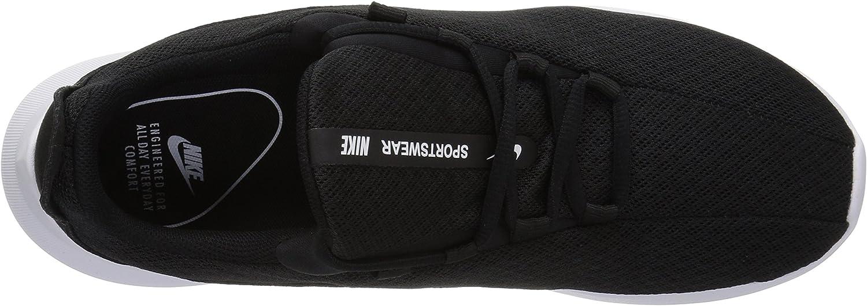 Nike Viale, Zapatillas sin Cordones para Hombre, Negro (Black/White 002), 47.5 EU: Amazon.es: Zapatos y complementos
