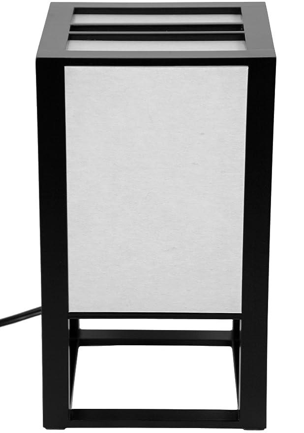 Amazon.com: Oriental Muebles washitsu japonés lámpara de ...