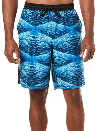 Reel Legends Mens Migration Print Pajama Shorts XX-Large Blue Black at  Amazon Men s Clothing store  51e6a0b97